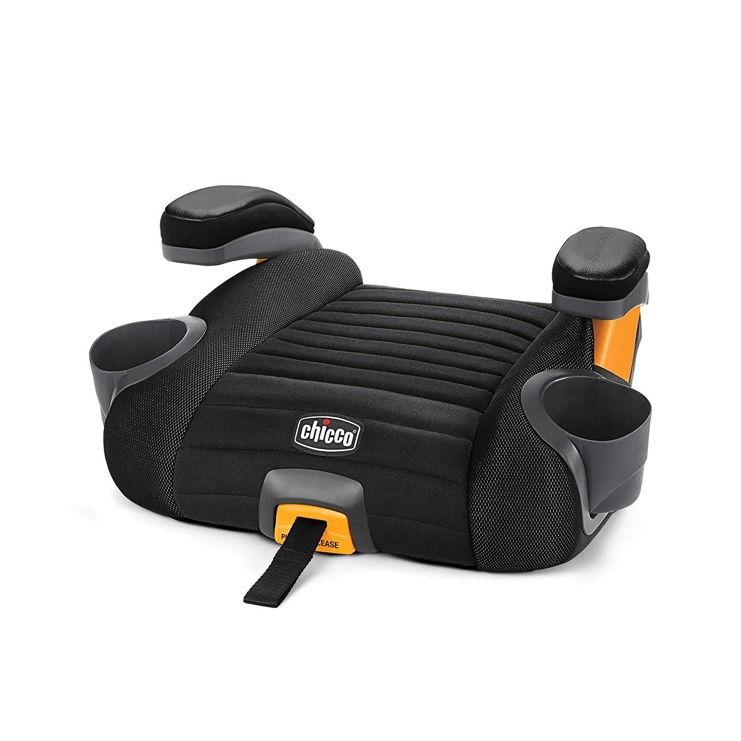 Go Fit Plus Backless Booster Seat Iron-1