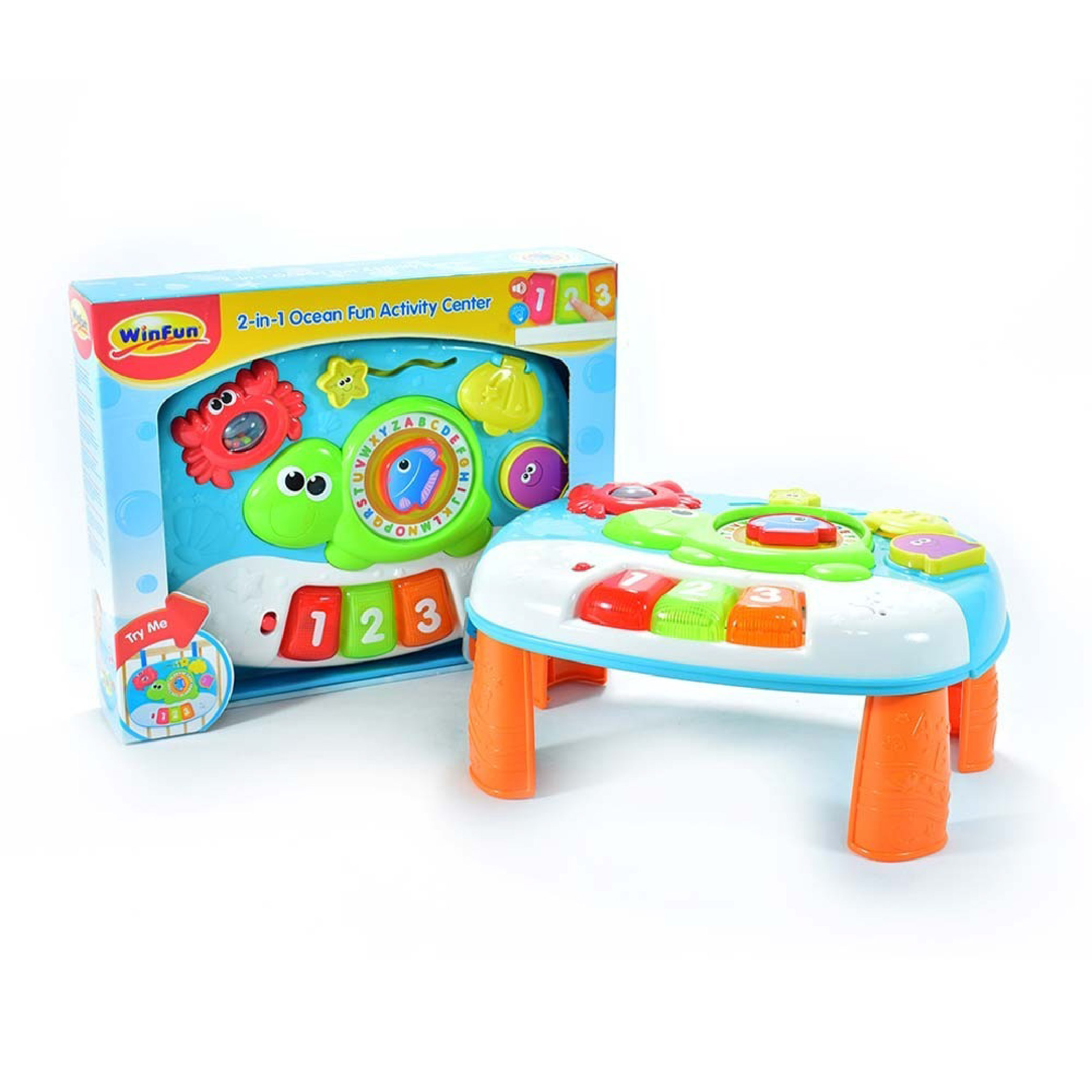 Lot 209-2_Winfun 2 in 1 Ocean Fun Activity Center-3
