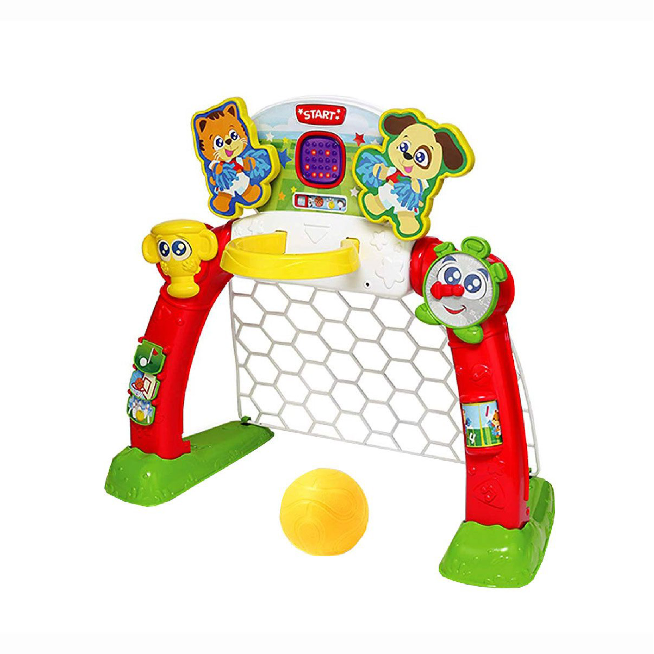 Lot 209_Winfun 4 in 1 Sports Center-1