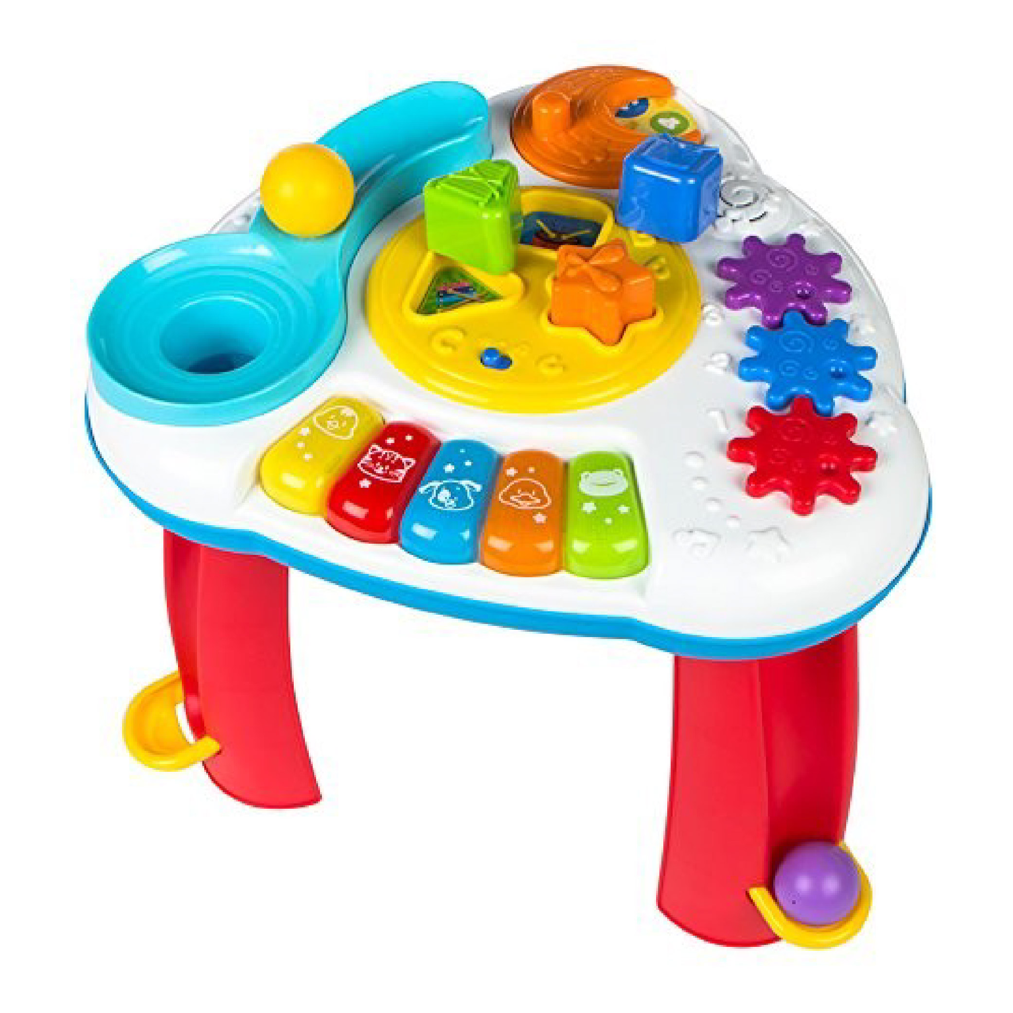 Lot 209_Winfun Balls N Shapes Musical Table-1
