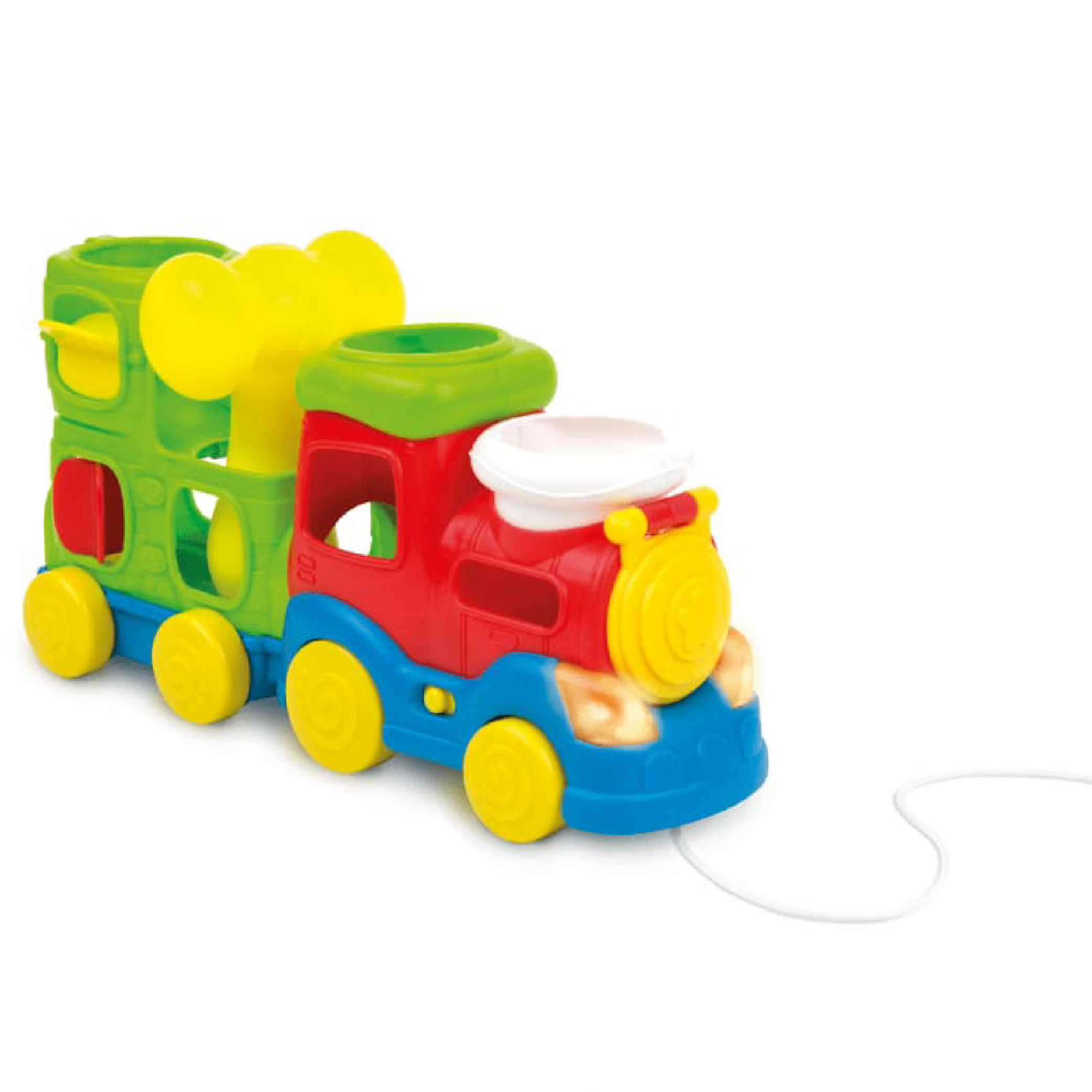 Lot 209_Winfun Pound N Play Train-1