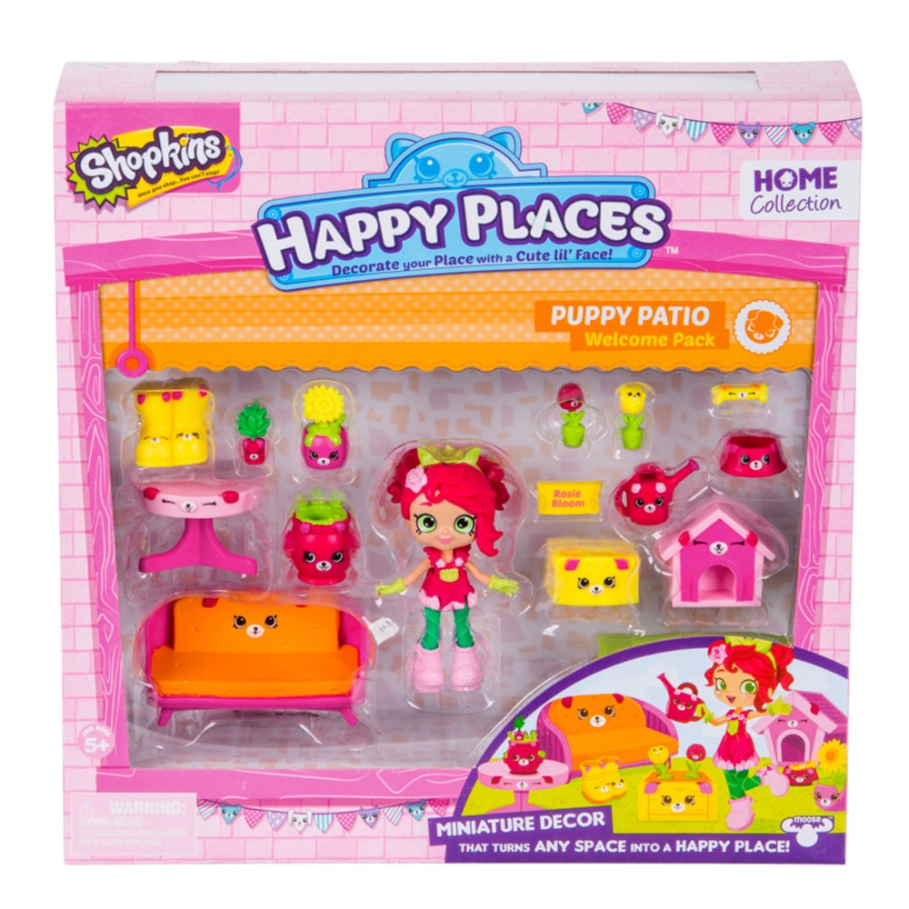 MO120564270000Happy Places S2 Puppy Patio Welcome Pk