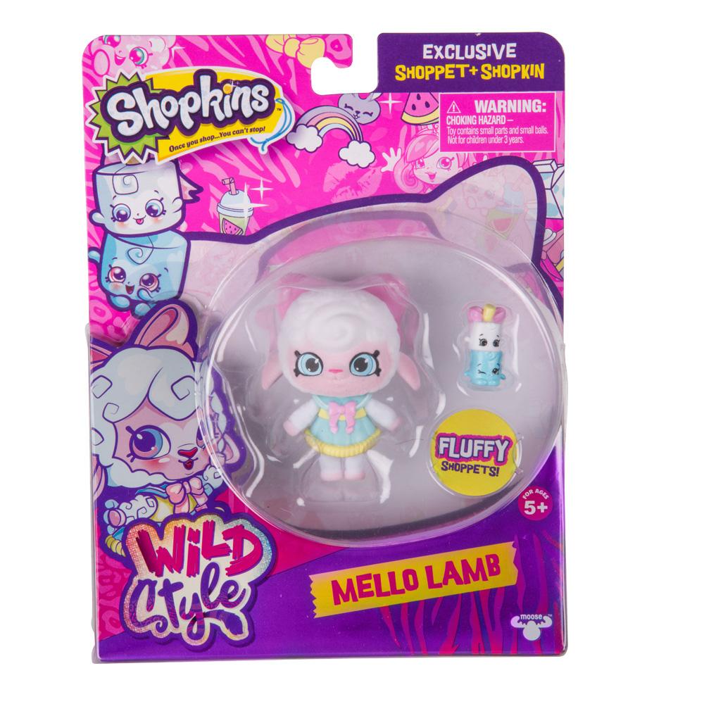 MO120568690000MELLO LAMBShopkins S10 Shoppets Pack Asst MELLO LAMB