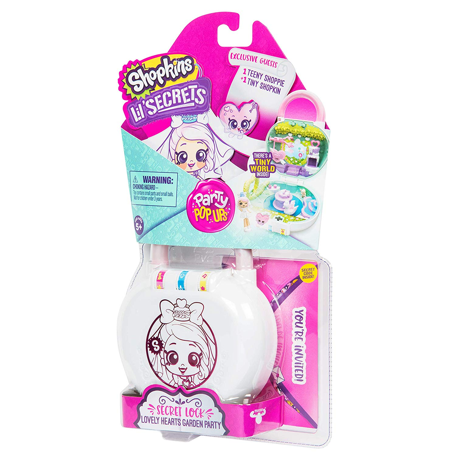 MO120572240000Shopkins Lil Secrets S2 Playset Lovely (5)