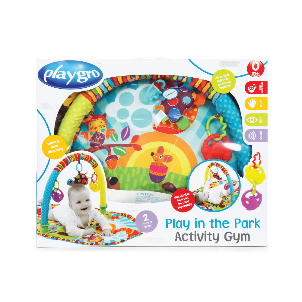 PG110842130000 Playgro Play in the Park Activity Gym-1