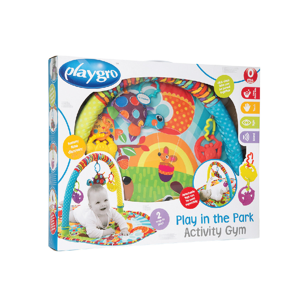 PG110842130000 Playgro Play in the Park Activity Gym-2