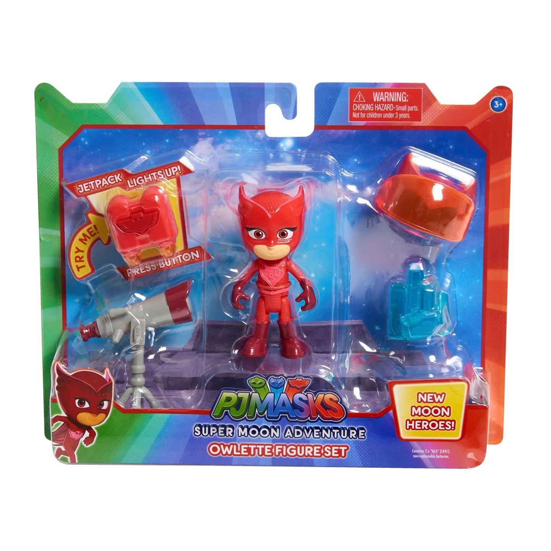 PJ120951670000 Pj Masks Super Moon-Owlette Figure Set
