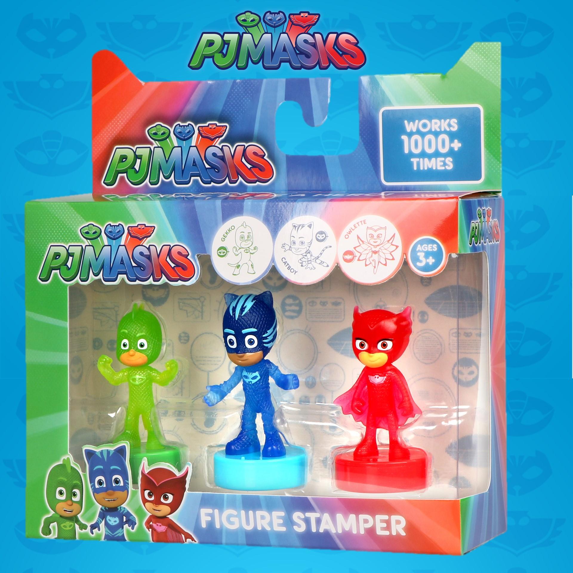 PJM37092 Pj Masks 3 Figuring Stamper Set (3)1