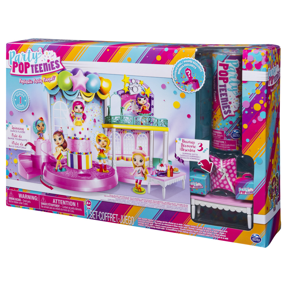 PN120468030000Party Pop Teenies Poptastic Party set7