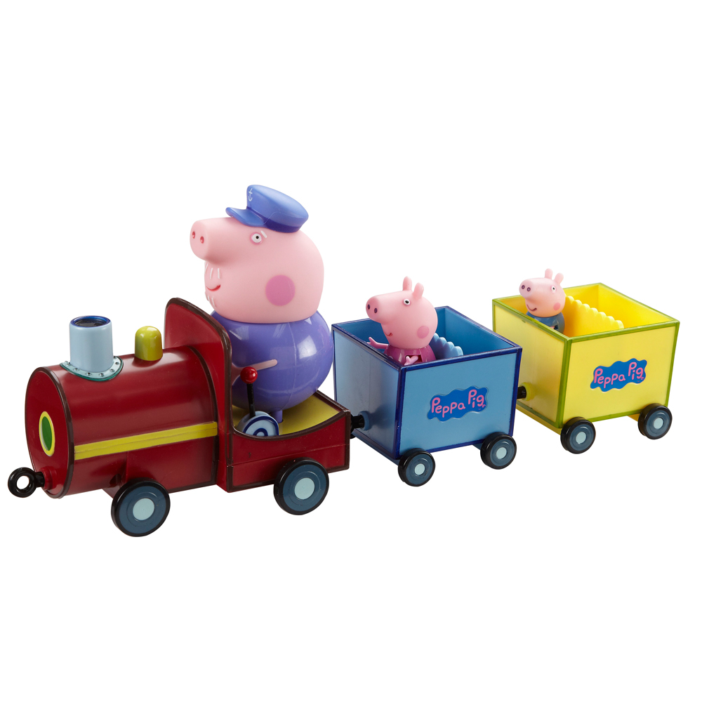 PP120503400000 Peppa Pig's Grandpa Train Witho (1)