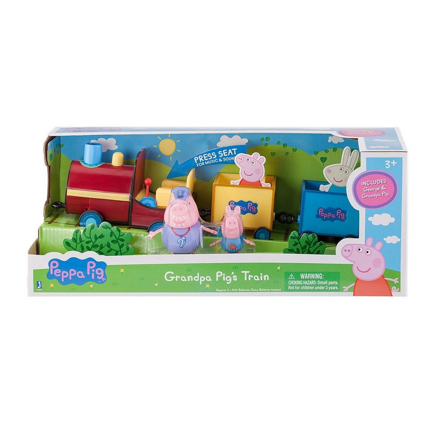 PP120503400000 Peppa Pig's Grandpa Train Without Sound(1)