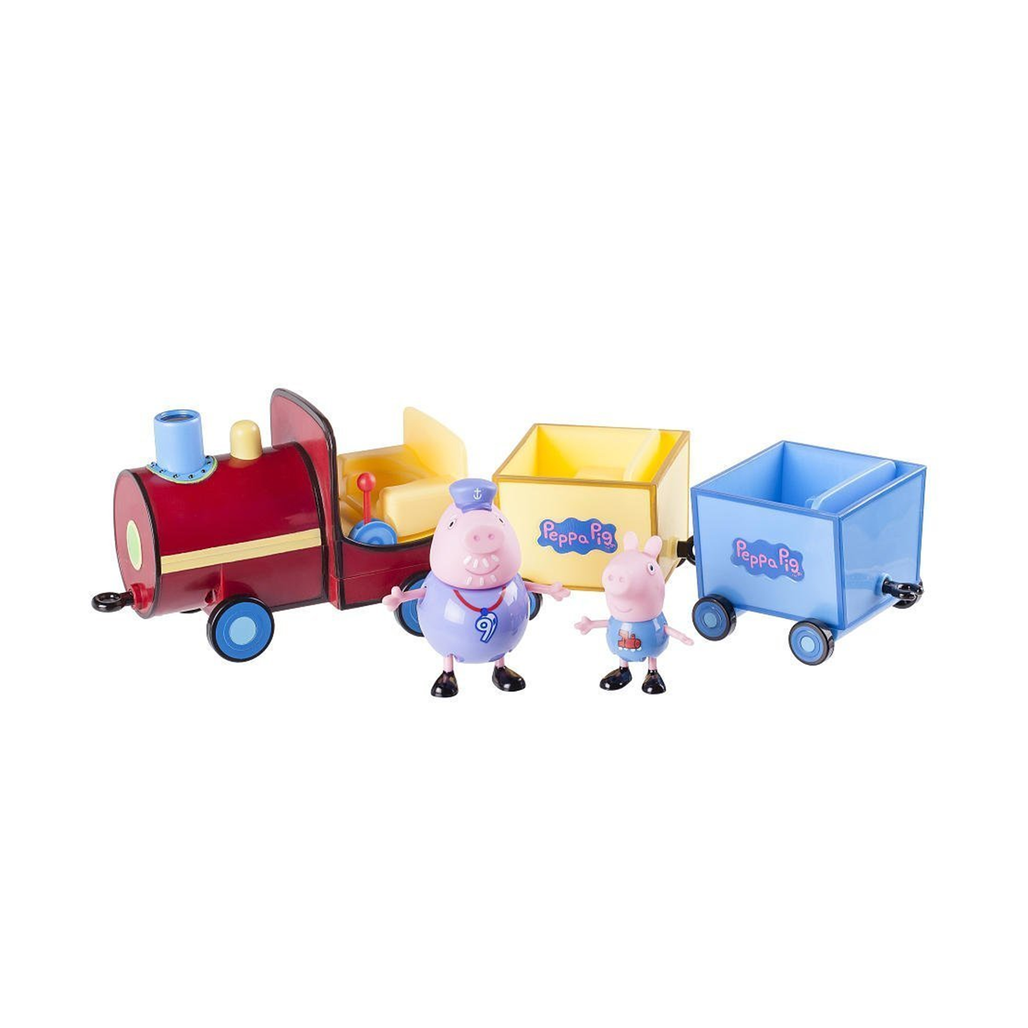 PP120503400000 Peppa Pig's Grandpa Train Without Sound(2)