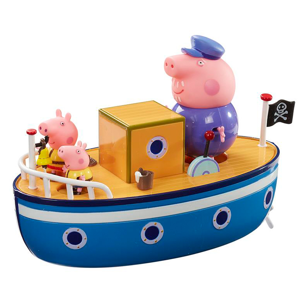 PP120506000000 PEPPA PIG GRANDPA PIG'S BATHTI (1)