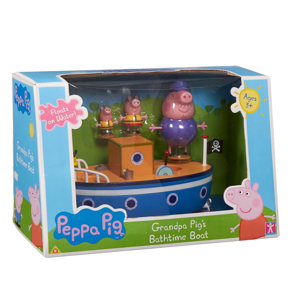PP120506000000 PEPPA PIG GRANDPA PIG'S BATHTIME (1)