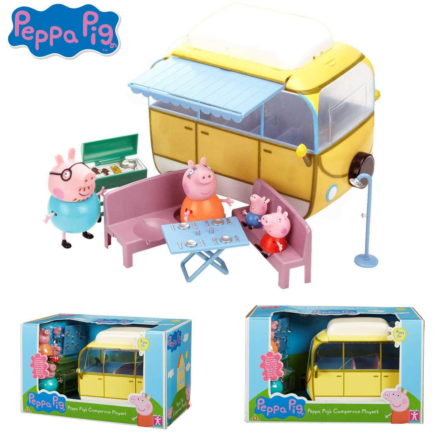 PP120533200000 Peppa Pig Campervan Play Set (5)