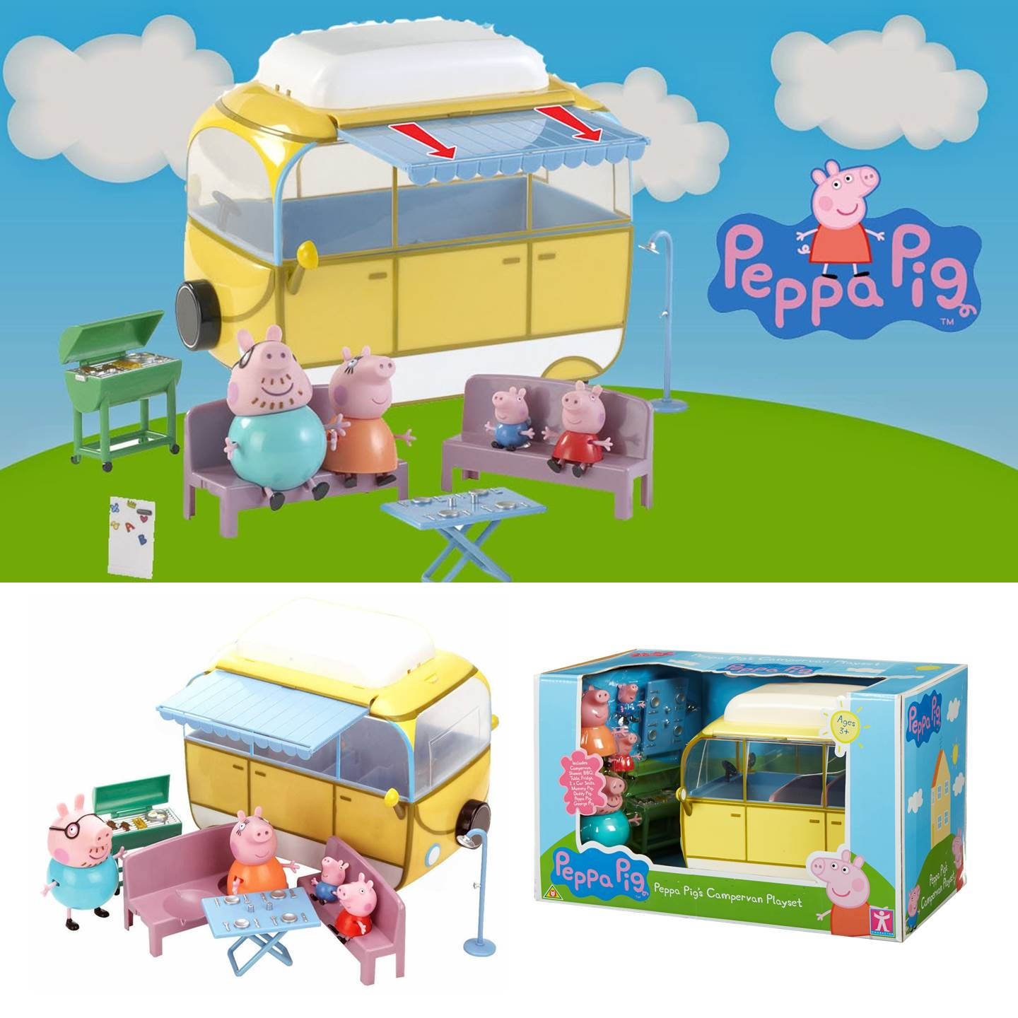 PP120533200000 Peppa Pig Campervan Play Set (6)