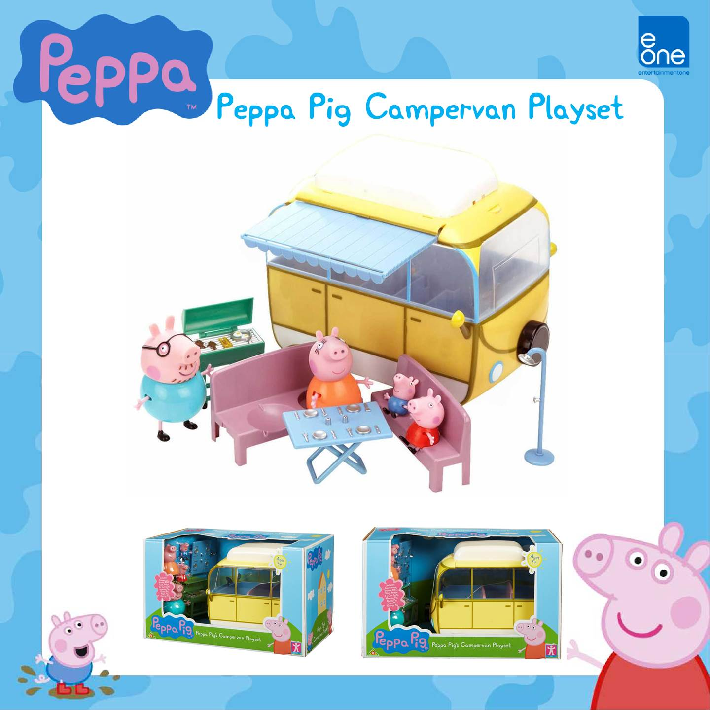 PP120533200000 Peppa Pig Campervan Play Set (7)
