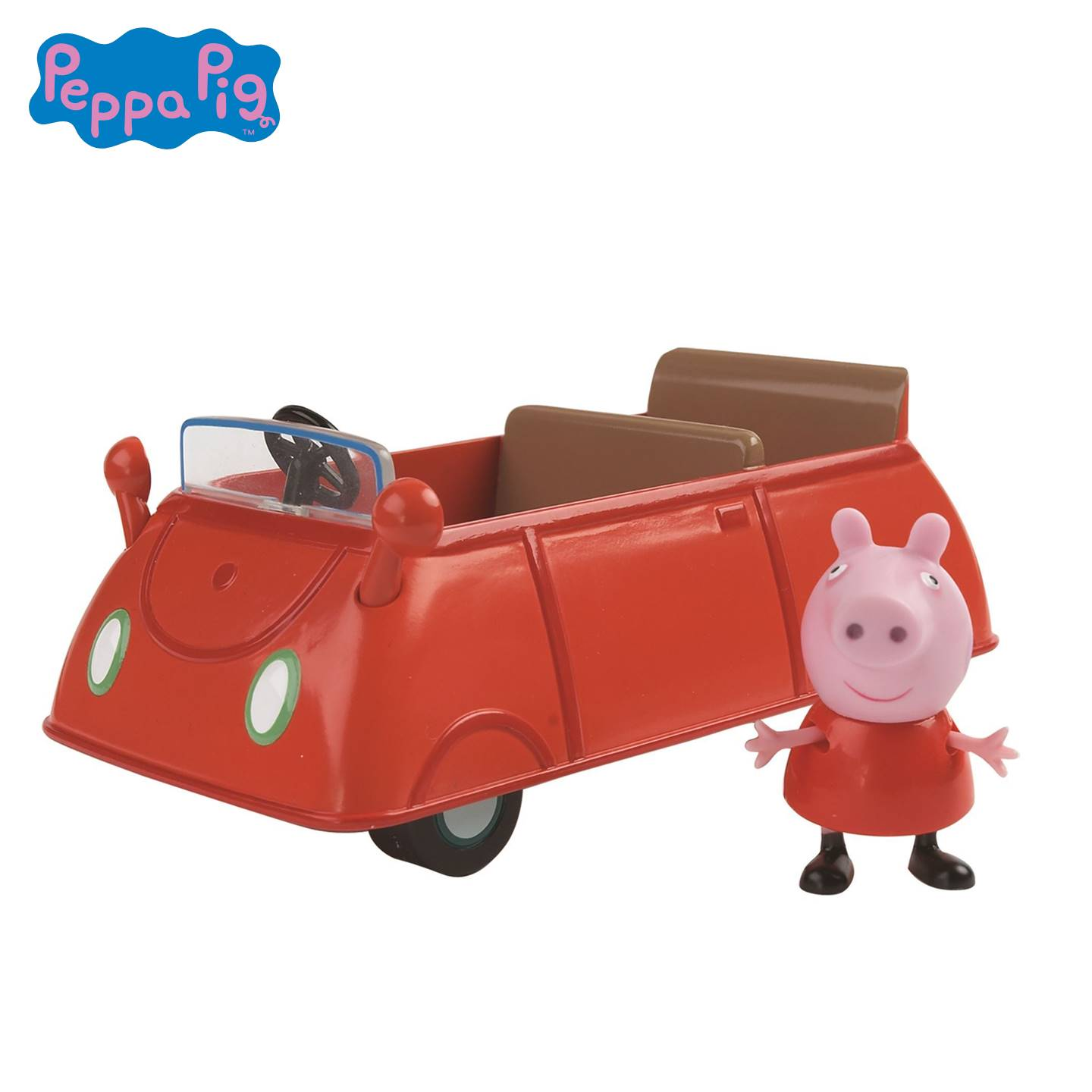 PP120605900000 Peppa Pig'S Vehicle Famaily Car (3)