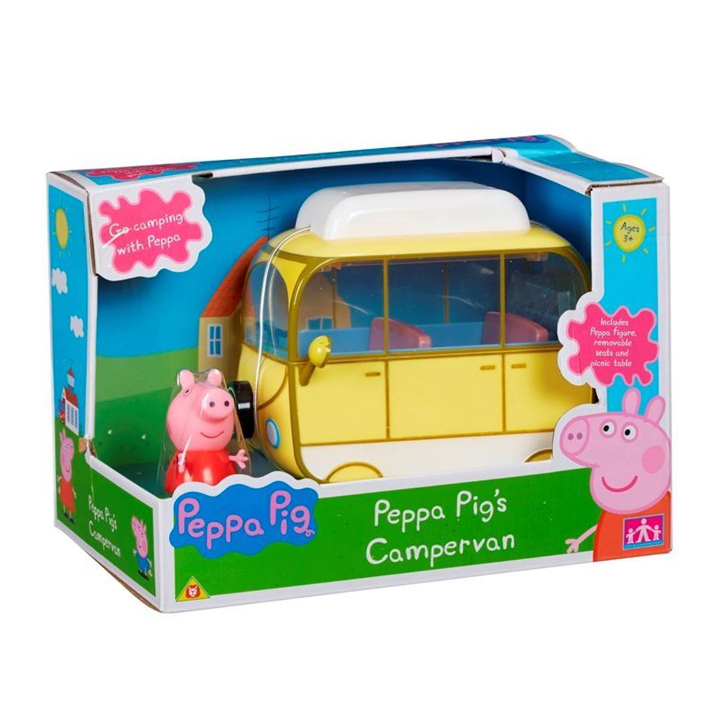 PP120606000000 Peppa Pig'S Vehicle Campervan (1)