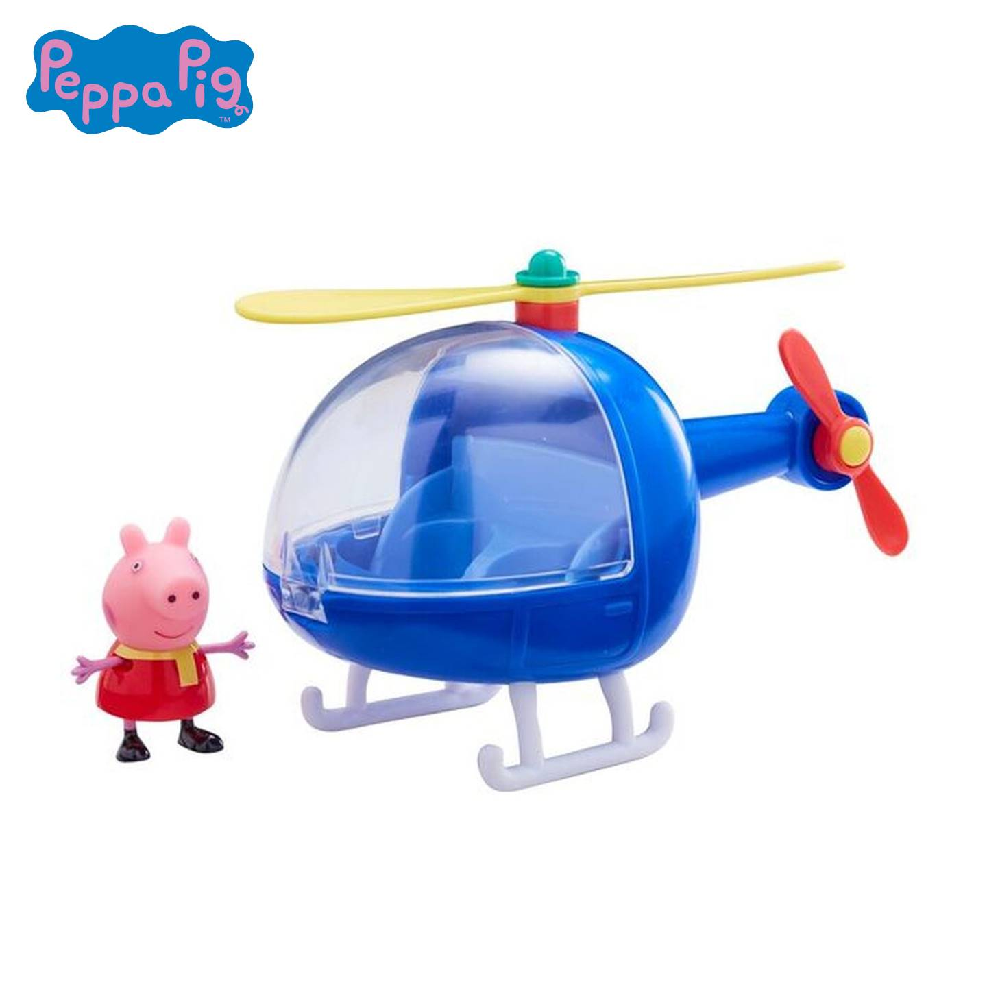 PP120638800000 Peppa Pig'S Vehicle Helicopter (2)