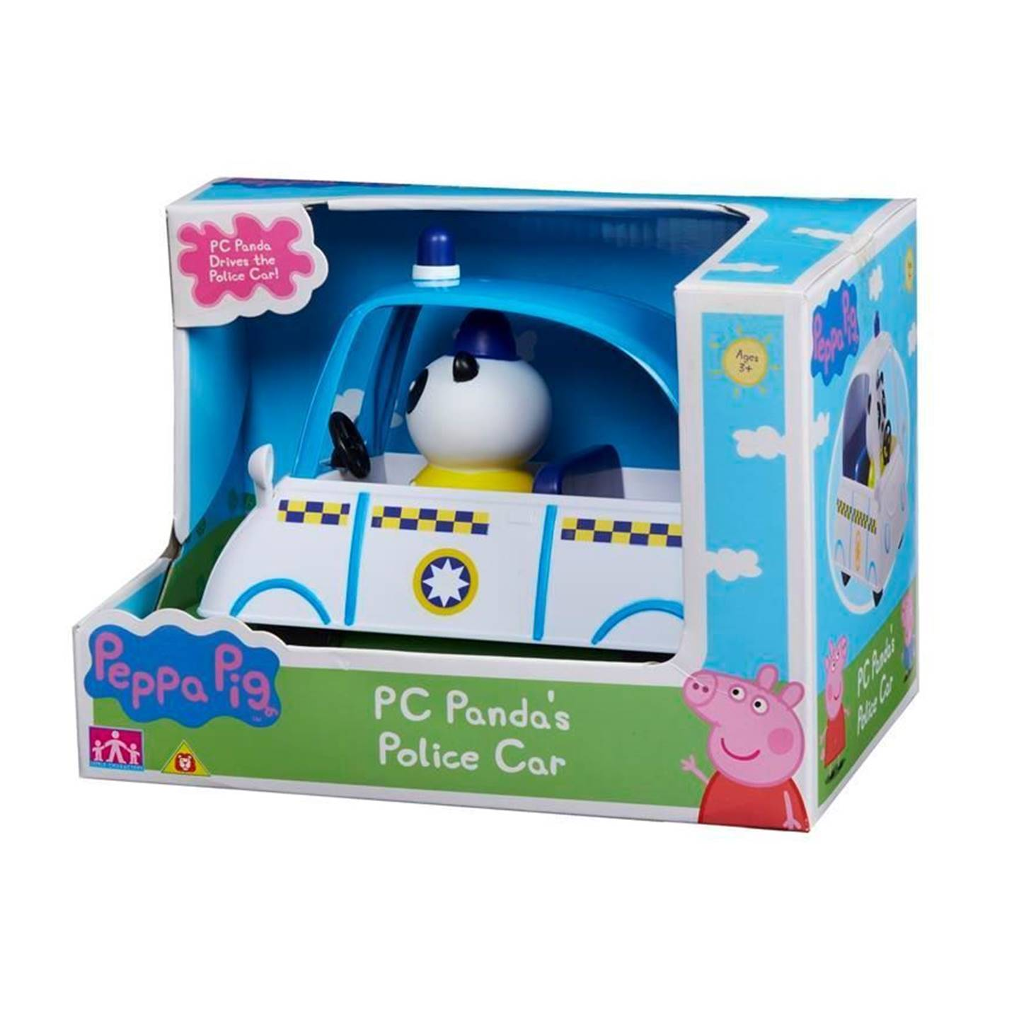 PP120667600000 Peppa Pig'S Vehicle Police Car (3)