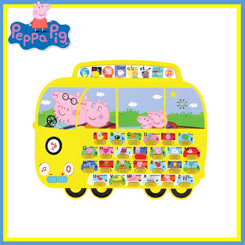 PU120PP0100000 Peppa Pig Alphaphonics Campervan (1)