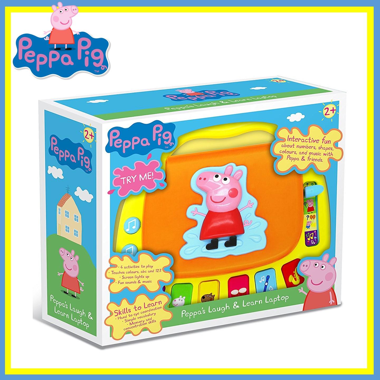 PU120PP0200000 Peppa Pig Laugh & Learn Laptop (2)