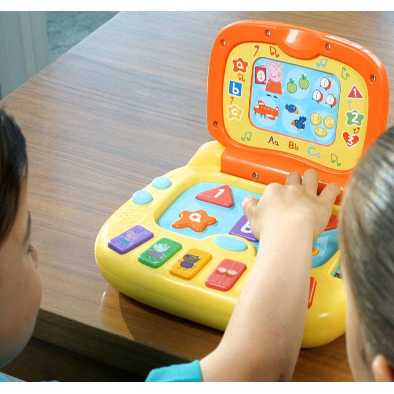 PU120PP0200000 Peppa Pig Laugh & Learn Laptop (3)1