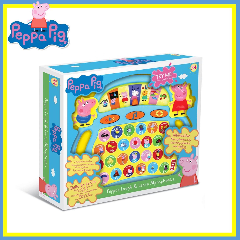 PU120PP0300000 Peppa Pig Laugh And Learn Alphaphonics (2)