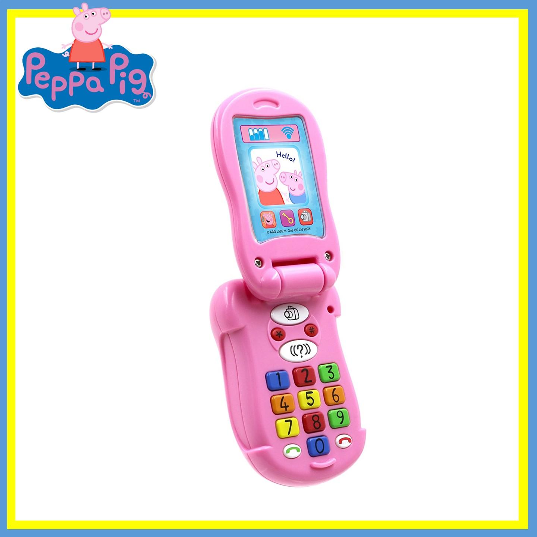 PU120PP0600000 Peppa Pig Flip And Learn Phone (2)