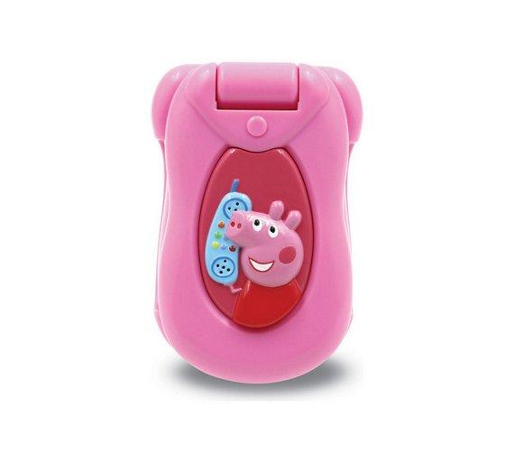 PU120PP0600000 Peppa Pig Flip And Learn Phone (2)1