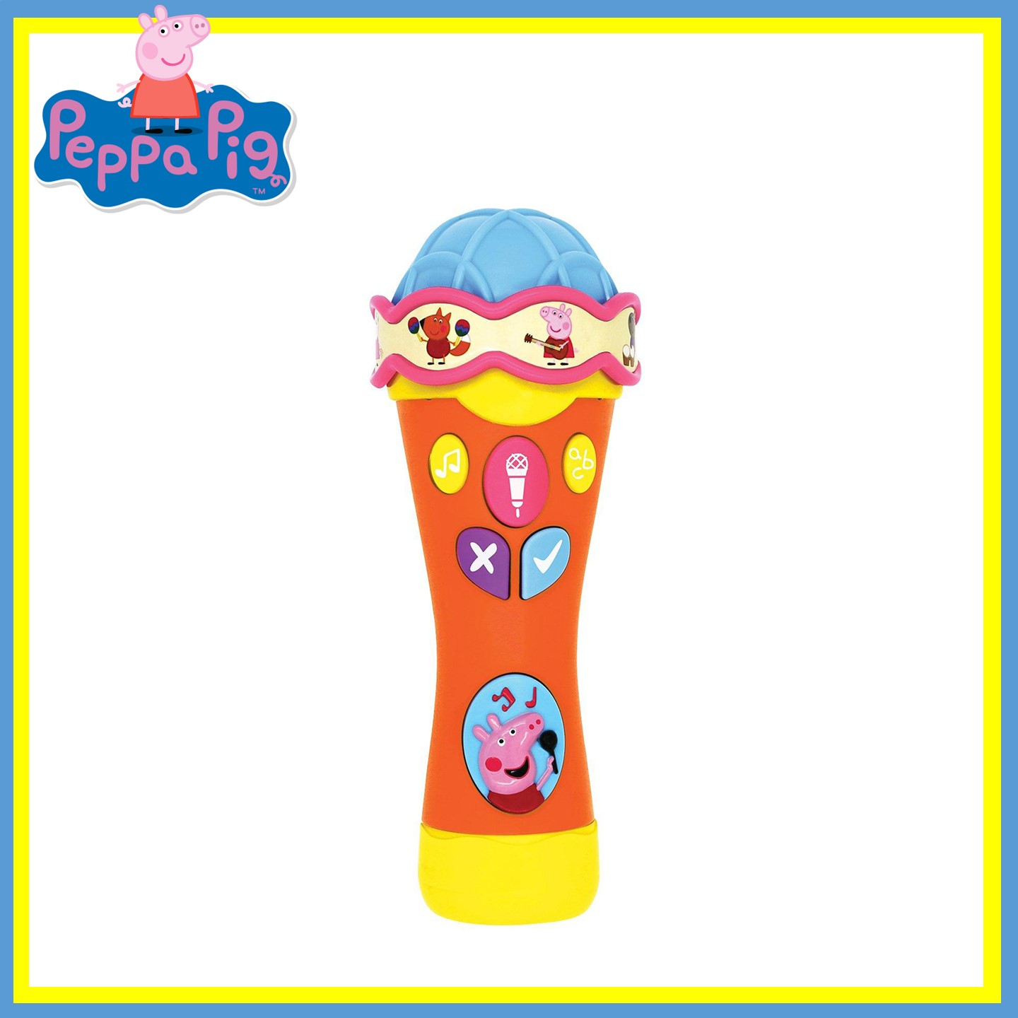 PU120PP0700000 Peppa Pig Sing & Learn Microphone (6)