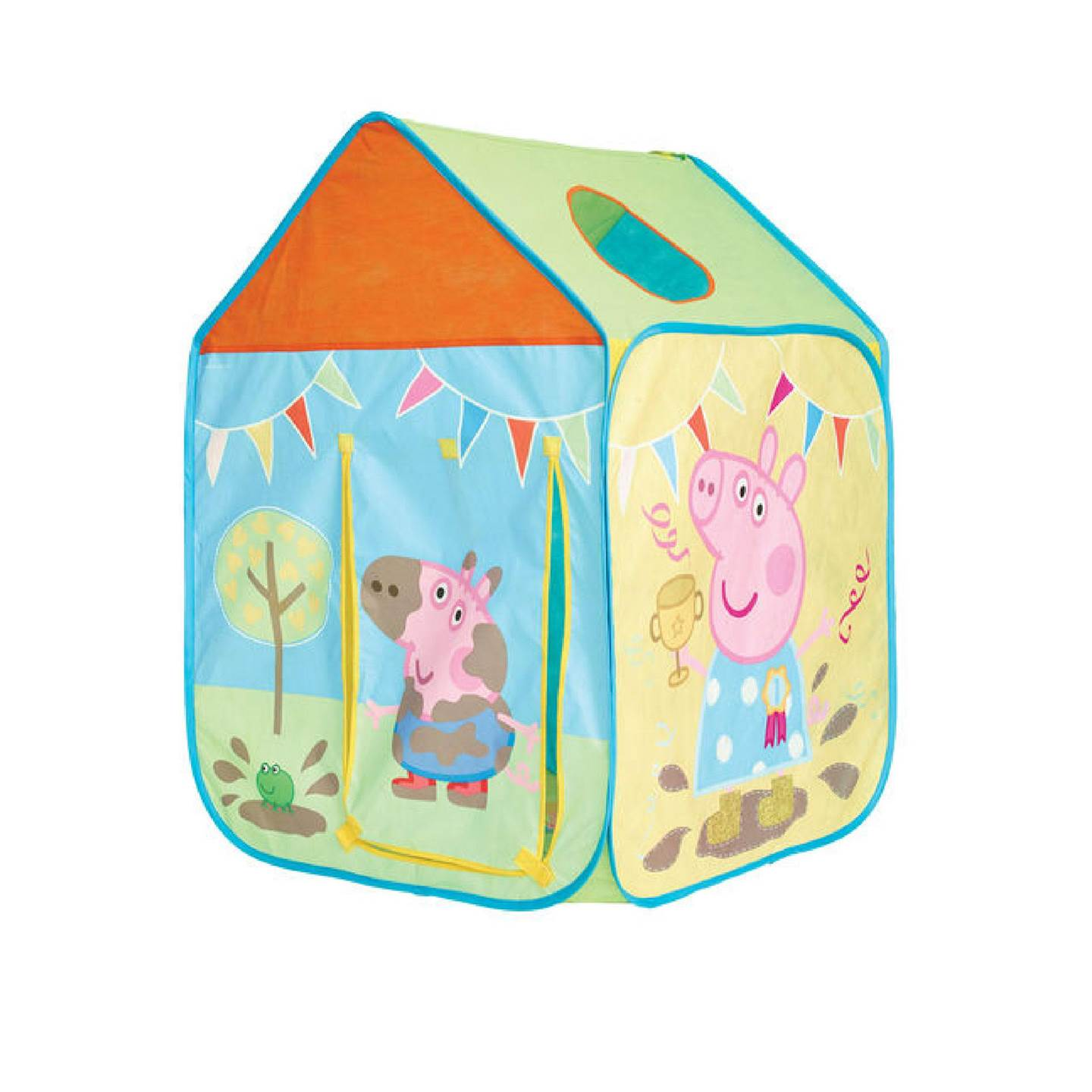 PW120156PGG000 Peppa Pig House Play Tent(1)