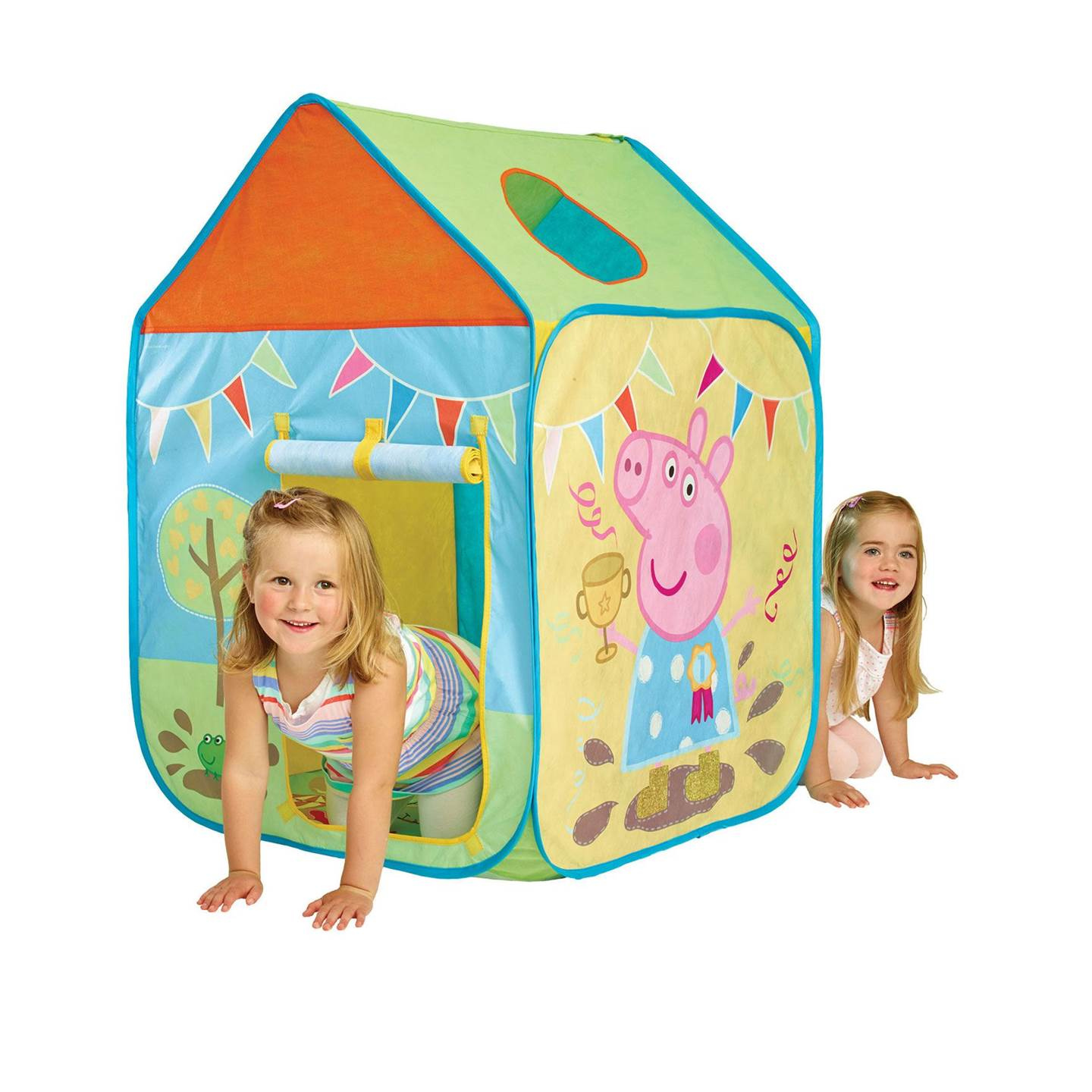 PW120156PGG000 Peppa Pig House Play Tent(3)