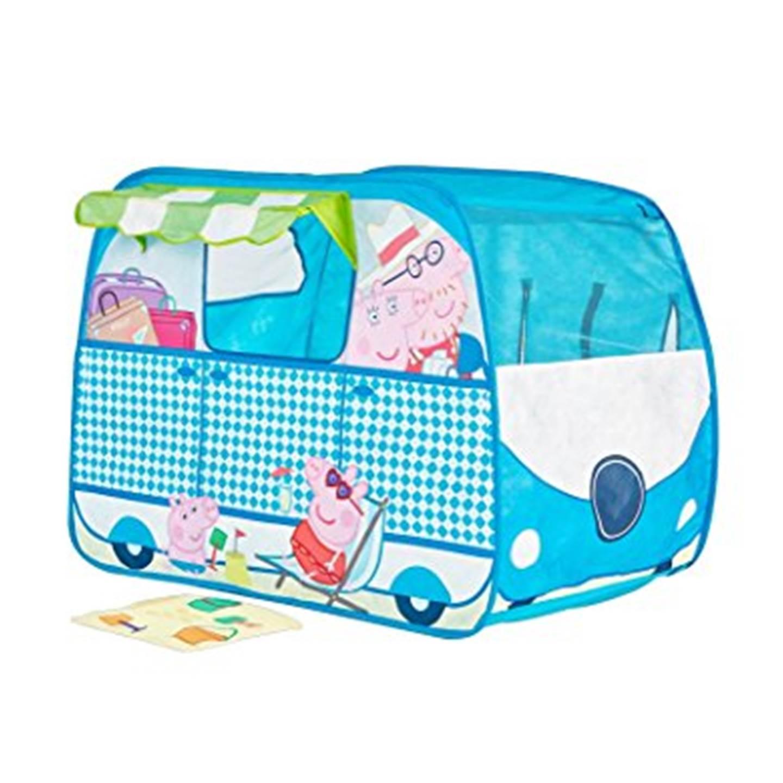 PW120167PED000 Peppa Pig Campervan Play Tent(1)1