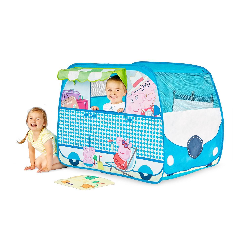 PW120167PED000 Peppa Pig Campervan Play Tent(2)1