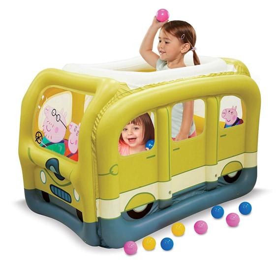Peppa Pig Camper Van Playland W 50 Balls (3)