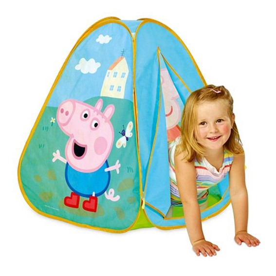 Peppa Pig Pop Up Play Tent (2)