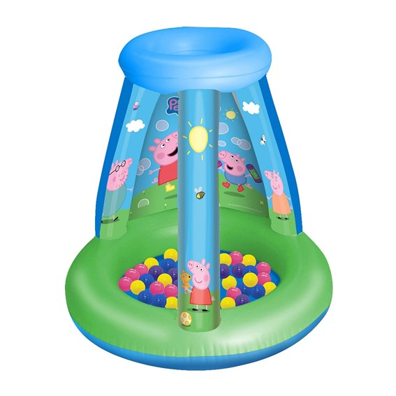 Peppa Pig Sunny Day Playland W 15 Balls (3)
