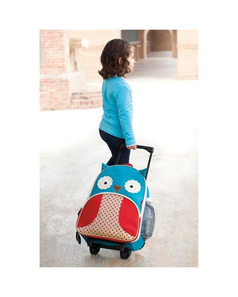 SH210212304000 Skip Hop Zoo Luggage Owl (3)
