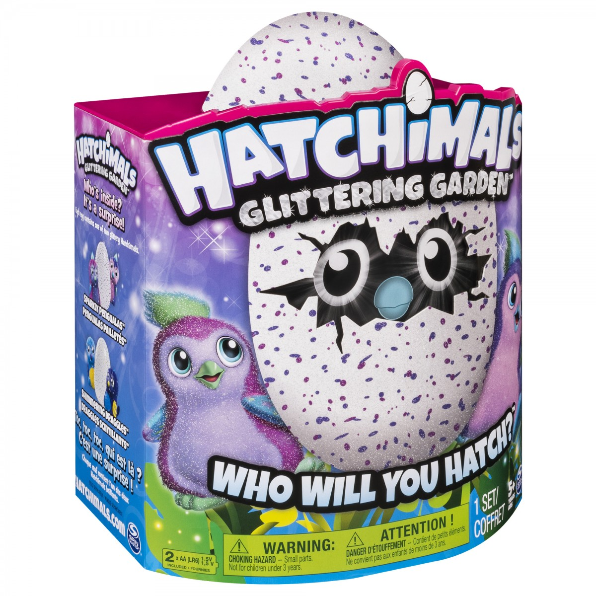 SM120191000068 Hatchimals Glittering Garden Penguala