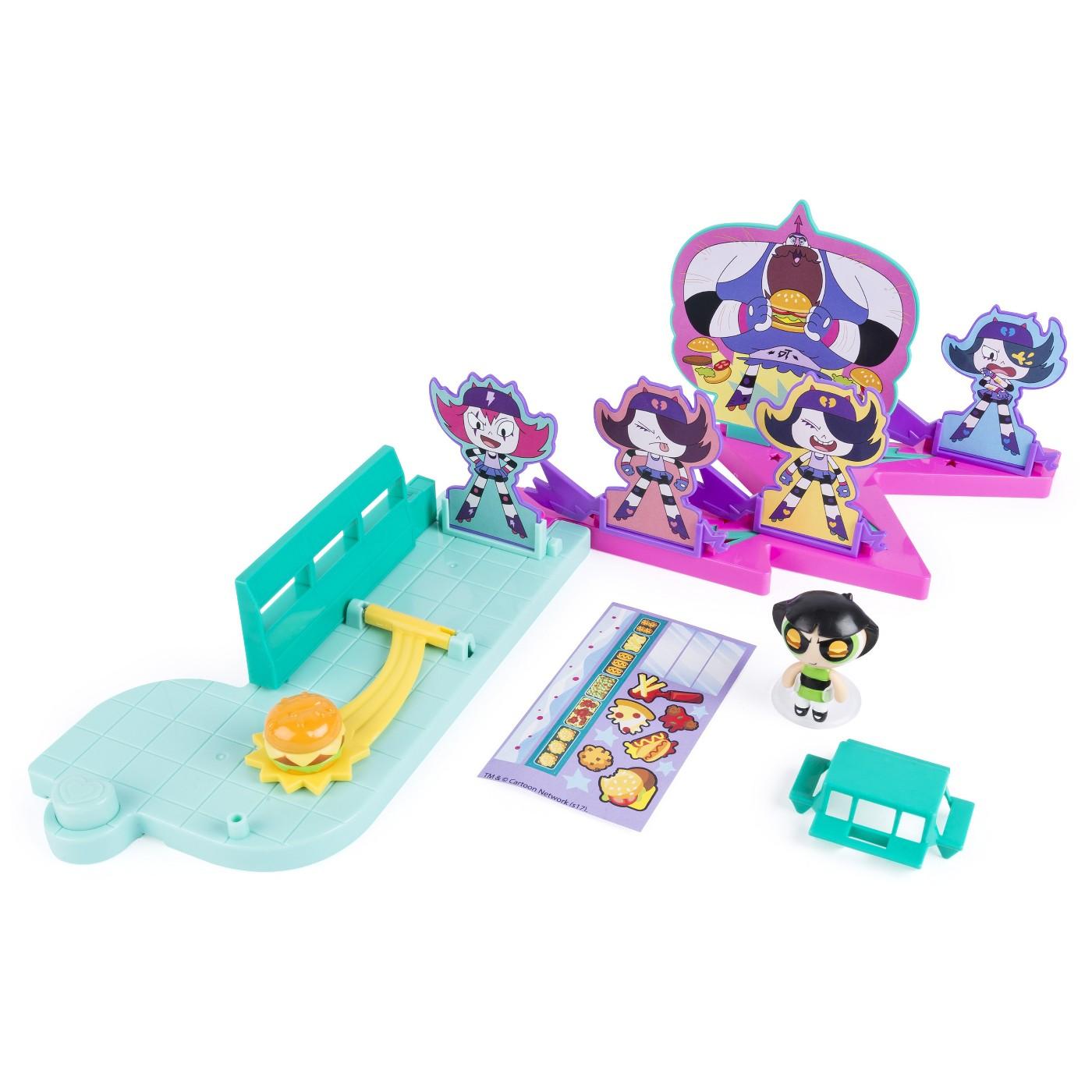 SM120223230000POWERPUFF GIRLS STORYMAKER PLAYSET (4)