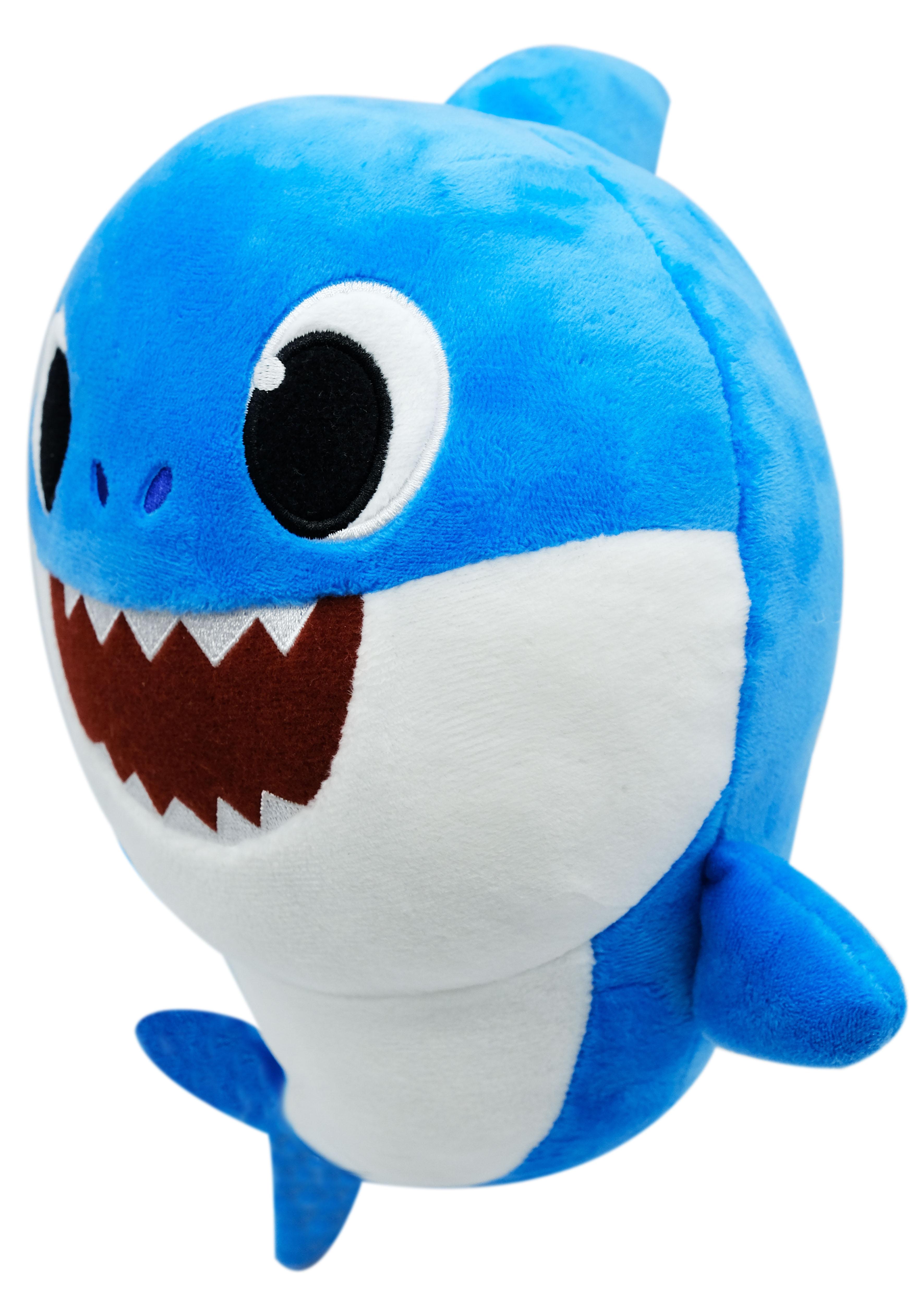 SS120151240000 Baby Shark Sound Doll - Father Shark (2)