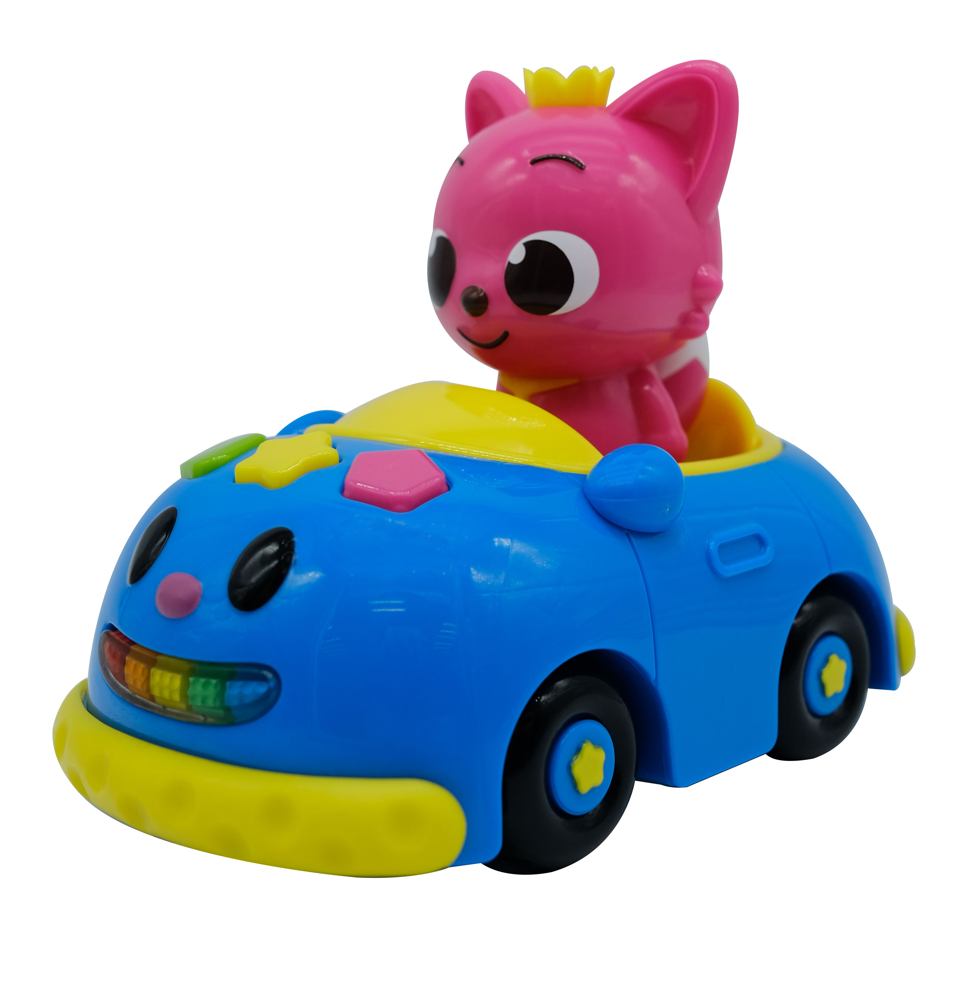 SS120151600000 Baby Shark Car And Pinkfong Figure (5)