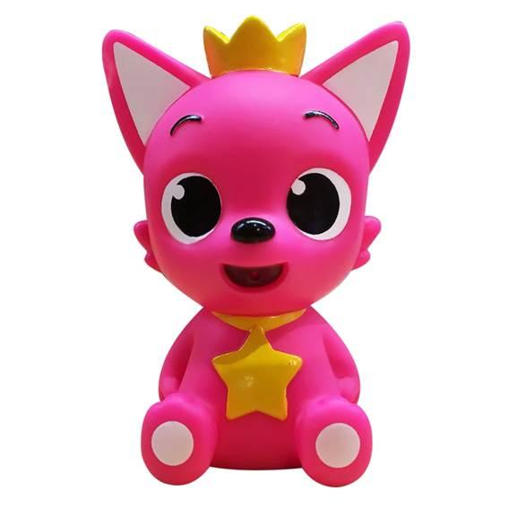 ทำรูปสินค้า SS120151690000 Baby Shark Pinkfong Bath Squirter Toy - pinkfong