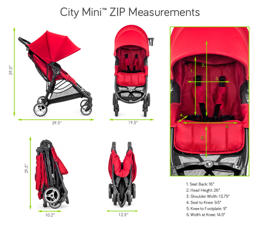 Specs_City Mini ZIP