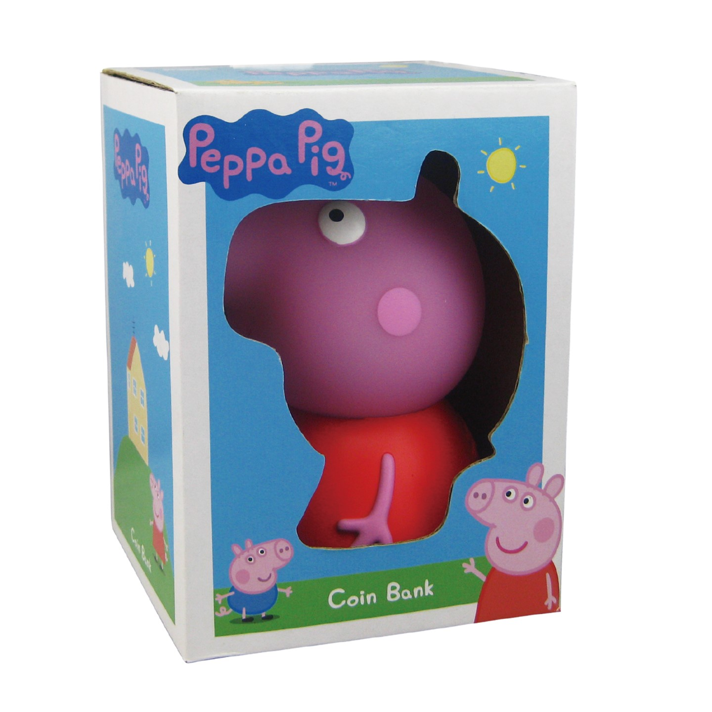 VP120PP0201000 PEPPA PIG COIN BANK 6.5 -PEPPA PIG