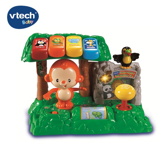 VT110785000000 Vtech Learn & Dance Interactive Zoo (1)