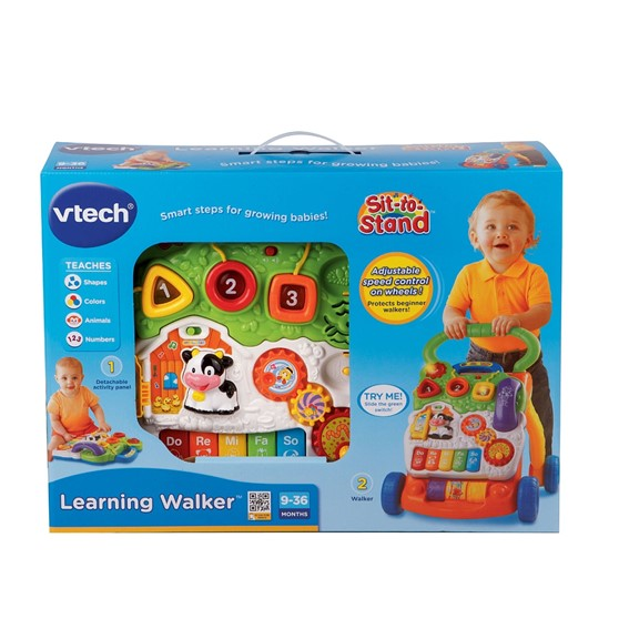 Vtech Sit-To-Stand Learning Walker VT110770000000 (2)