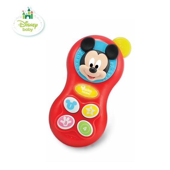 WF1100638D0000 Disney Baby Fun Phone Mickey